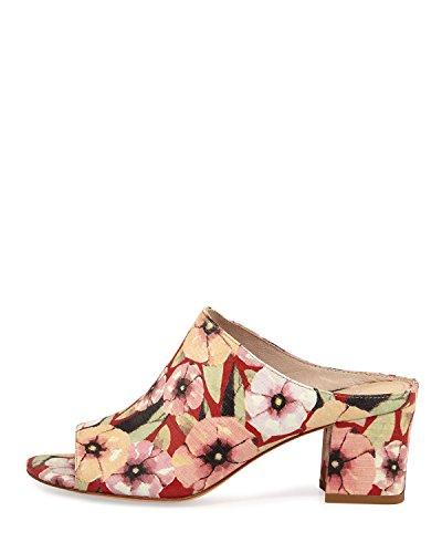 Donald J Pliner Mules Pour Femme Poppy Floral NTTk3UY
