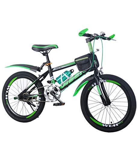 SJSF Y Bicicleta Infantil Niños Y Niñas De 8-9-10-14 Años Frenos ...