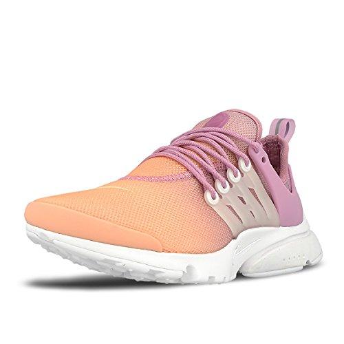 Unbekannt Nike Air Presto Ultra Brezza Donne Sneaker Trainer 896277 Tramonto / Bianco
