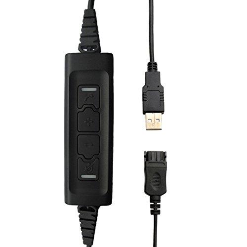 Xenexx Xenexx Xenexx 680504 USB unten Schnur – Schwarz 5b74c2