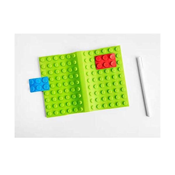 Notebook per Bambini A5 Diario di Viaggio Diario di Scrittura NotePad con Copertina Morbida,Regali di Compleanno di… 3 spesavip