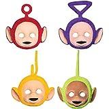 Amscan International–9901379Teletubbies tarjeta cara máscara