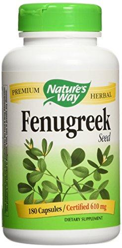 Natures Way Fenugreek Seed Vsize