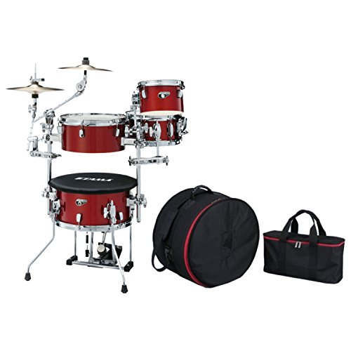 Tama Cocktail-JAM Mini 4-Piece Shell Pack with Hardware Candy Apple Mist