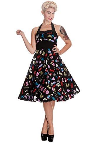 Hell-Bunny-Horror-Gruul-50s-Dress