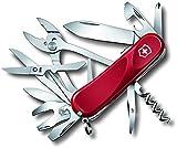 Victorinox Red Evolution S557 Swiss Army Knife (2.5223.SE)