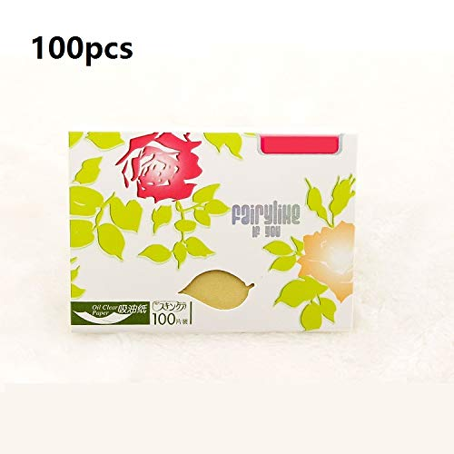 Huihuger Beauty Oil Absorbing Facial Blotting Sheets for Oily Skin Care to Remove Excess Oil & Shine