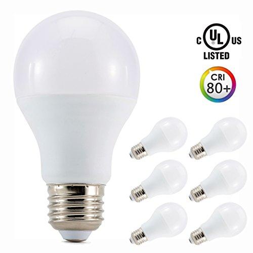 A19 E26 Light Bulb - 8