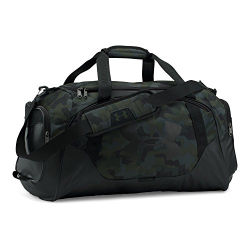 Under Armour Undeniable 3.0 Medium Duffle Bag, Desert Sand (290)/Black, One Size Storm Shoulder Bag