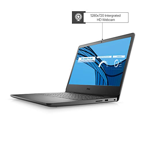 """Dell Vostro 3400 14"""" FHD Anti Glare Display Laptop (11th Gen i5-1135G7 / 8GB / 1TB / Integrated Graphics / Win 10 + MS Office / Black) D552154WIN9BE"""