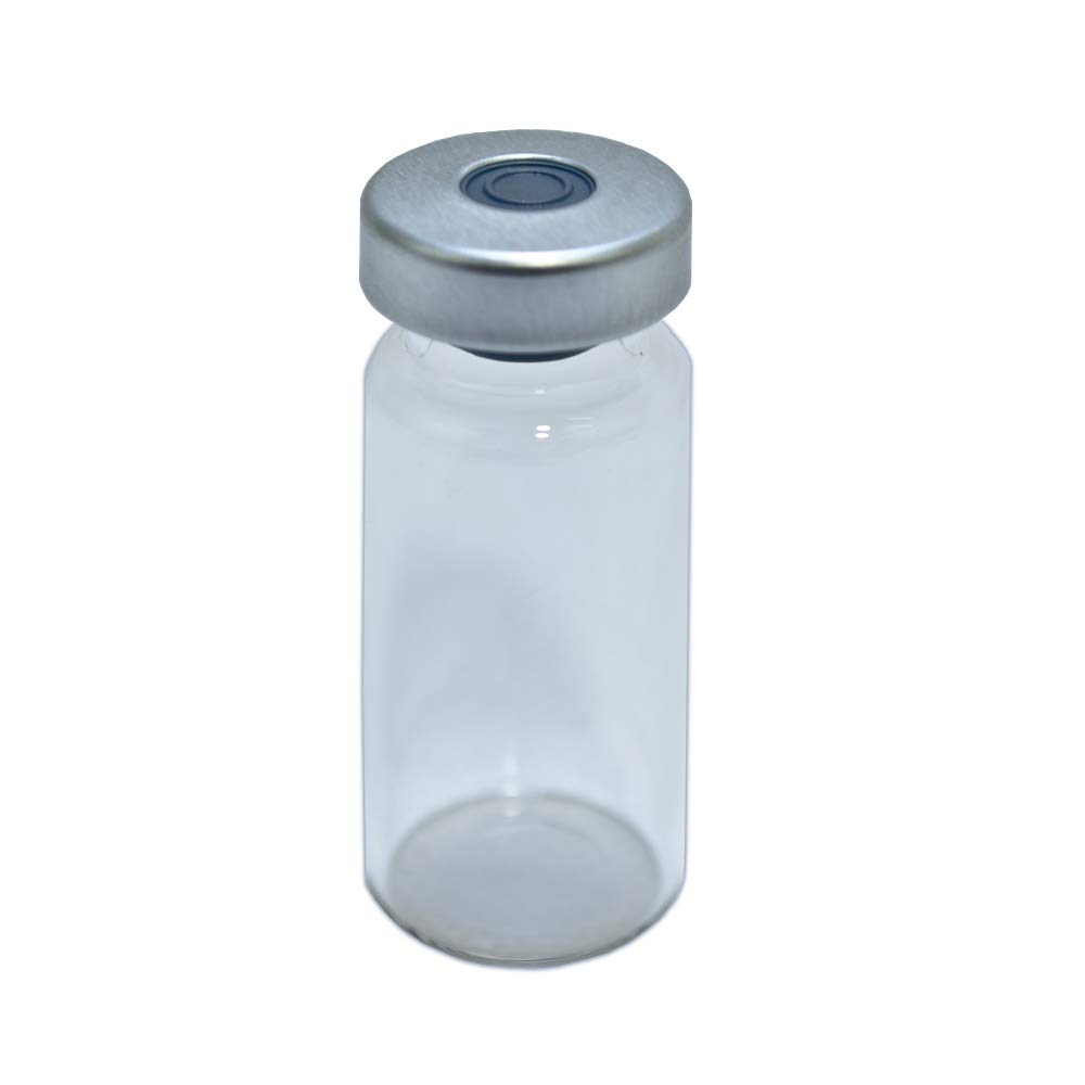 Sterile 10ml Serum Vials - Schott Glass Single Vial
