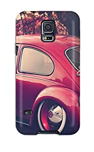 New Fashion Premium Tpu Case Cover For Galaxy S5 - Volkswagen Beetle 8