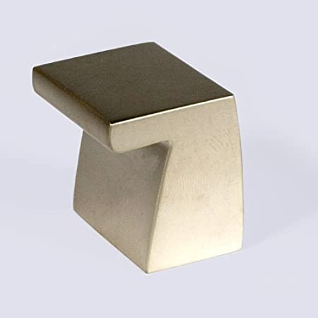 Hotec Möbelknopf Metall 6-008 chrom matt Hartmann Holztechnik