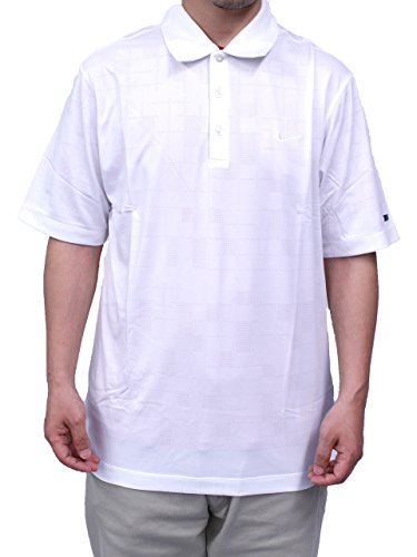 (ナイキ ゴルフ) NIKE GOLF メンズ トップス DRI-FIT パターン 半袖 ポロシャツ 402328