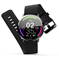 Smart Watch for Men Women IP68 Swim Waterproof, D2(40mm) with Fitness Tracker Pedometer...