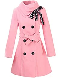 Amazon.com: Pinks - Wool & Pea Coats / Coats, Jackets & Vests ...