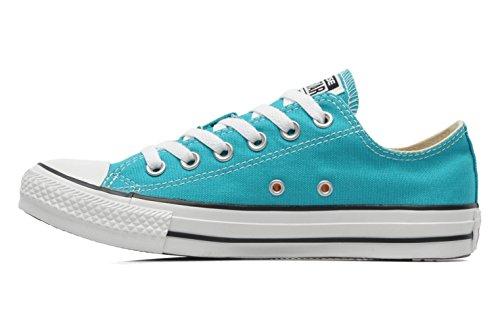 Converse Chuck Taylor All Star - Zapatos de lona, unisex azul claro