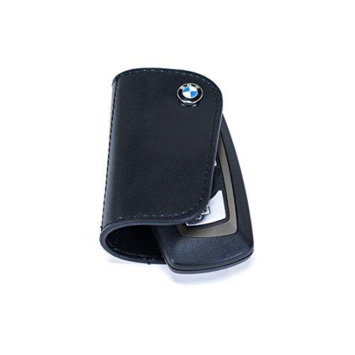 BMW Leather Key Cases Black