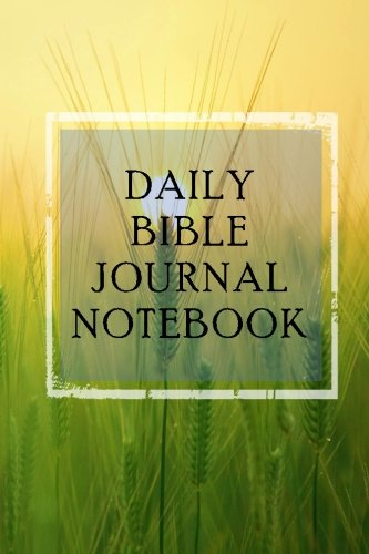 Bible Verse Journal: Blank Prayer Journal, 6 x 9, 108 Lined Pages