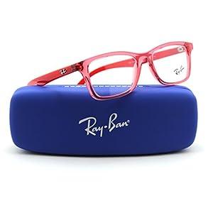 Ray-Ban RY1562 JUNIOR Rectangular Prescription Eyeglasses RX - able 3687, 48mm