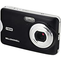 Bell+howell S18hd-Bk S18hd 18-Megapixel Hd Digital Camera (black) 6.80in. x 6.30in. x 2.50in.