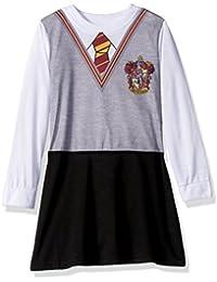 Big Girls L/S Hermoine Gryffindor Uniform Night Gown