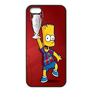 iPhone 5,5S Phone Case Barcelona C03797