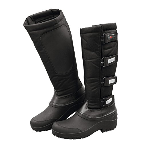 Covalliero equitación mujer 327529 para Botas de negro rprnPq