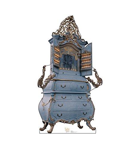 Advanced Graphics Madame de Garderobe Life Size Cardboard Cutout Standup - Disney's Beauty and the Beast (2017 Film)