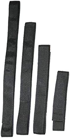 TYPE A SMALL SIZE LAZY JACK System 001FS With 4 Furling Straps