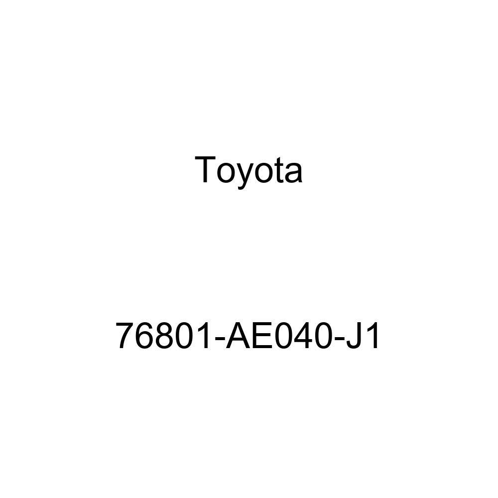 Genuine Toyota 76801-AE040-J1 Door Garnish Sub Assembly