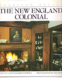 The New England Colonial American Design Series