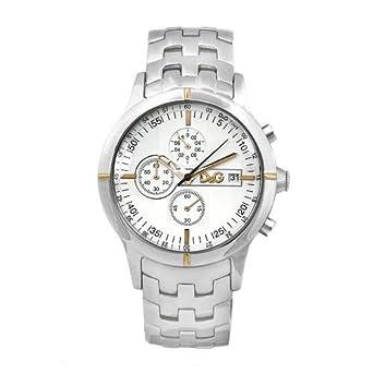 90ed3346633 Dolce Gabbana - Good Times Chrono DW0105 - Montre Homme - Quartz -  Chronographe - Bracelet
