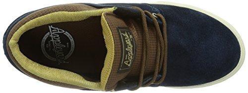 Globe Mahalo - Zapatillas unisex Navy/Brown 13191