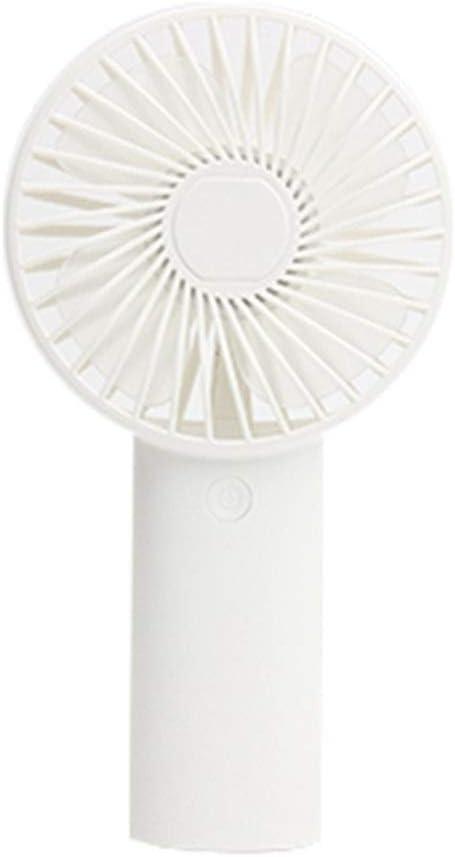 Color : Pink Convenient Portable Mini Handheld Electric Fan USB Wind Blower Ventilation Electric Fan for Laptop Computer Stand Electric Fan Durable