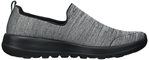Women's Skechers 15611 Sneaker Parent Black Go Joy Walk US pq6wxvFq