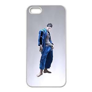 Y9P93 combate Virtua S3S5IG funda iPhone 5 5s funda caja del teléfono celular cubre WU1NTD7WC blanco