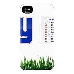 Top Quality Rugged New York Giants Case Cover For Iphone 4/4s