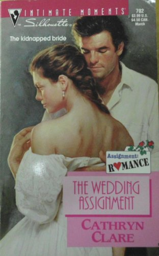 book cover of The Wedding Assignment