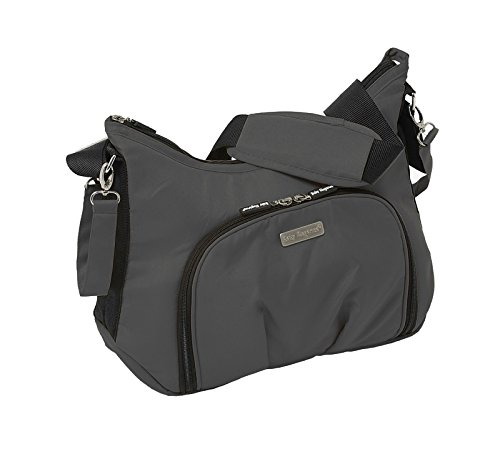 Bebé Bebé Elegancia Elegancia Cody Saddle Bag (Negro)