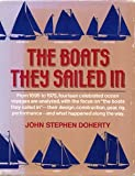The Boats They Sailed In, Doherty, Steve S., 039303299X