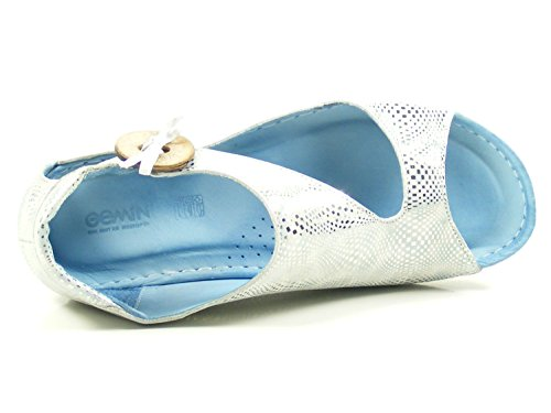 Mode 19 Sandales Bleu Gemini 032029 Femme OncgZwTtw