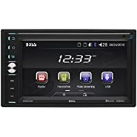 Boss Audio Systems BV9370B Bluetooth, In-Dash, Double-Din, MP3, Digital Media, AM/FM Receiver, 6.2
