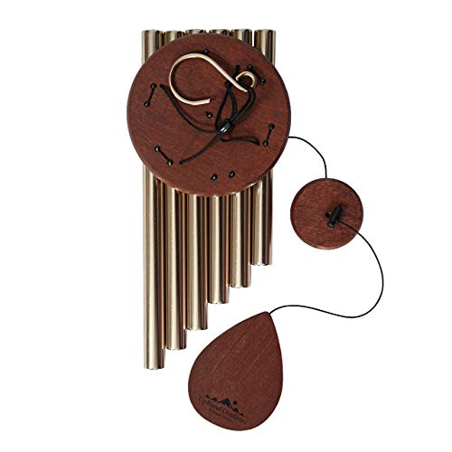 "UpBlend Outdoors Havasu Medium Tuned Wind Chime (28"" Total Length) from A Beautiful Gift for Your Patio, Garden, and Outdoor Home décor."