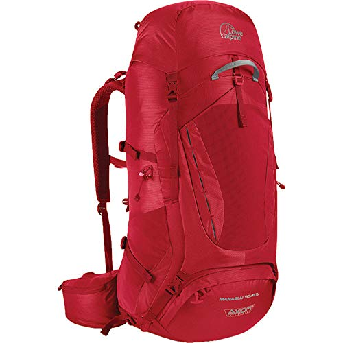 Lowe Alpine Manaslu 55:65 Backpack - Oxide Regular from Lowe Alpine
