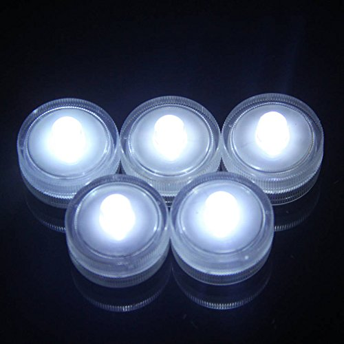 OKSLO Sorbus Submersible LED Tea Light 36 Pack