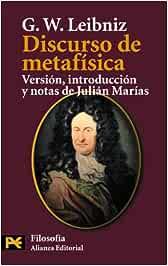 Discurso de metafísica El Libro De Bolsillo - Filosofía