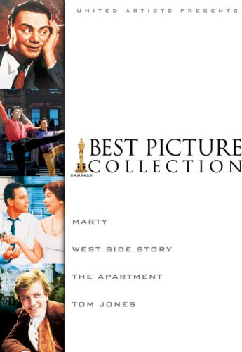 United Artists Best Picture Collection (Marty / West Side Story / The Apartment / Tom Jones) by Unknown