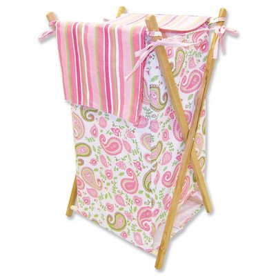 Paisley Park Baby Bedding Collection by Trend Lab Hamper Set