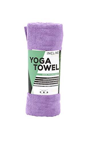 Incline Fit Microfiber Yoga Towel